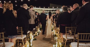 Gorgeous New Year's Eve Wedding by Logan Cole Photography and Seven Stems 58