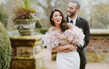 Rose Noire; Glamorous and Romantic Wedding Inspiration