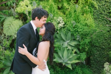 Sweet Outdoor Ceremony by Rachel Stelter Photography 10