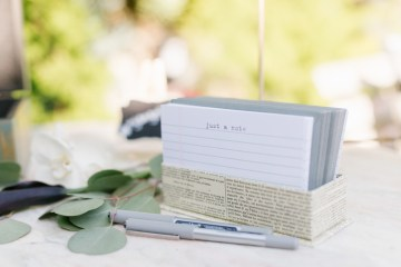 Sweet Outdoor Ceremony by Rachel Stelter Photography 18