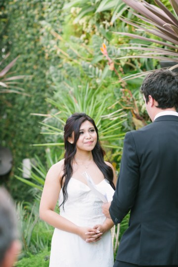 Sweet Outdoor Ceremony by Rachel Stelter Photography 23