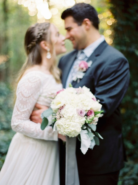 Woodland Wedding Inspiration by Molly Lichten Photography and Jamie Leigh Events 21