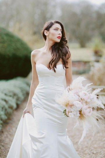 Zac Posen for David's Bridal by David Jenkins Photography and Pocketful of Dreams 15