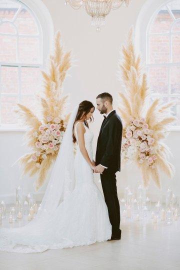 Zac Posen for David's Bridal by David Jenkins Photography and Pocketful of Dreams 58
