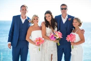 Colourful Ibiza Wedding by Gypsy Westwood Photography 11