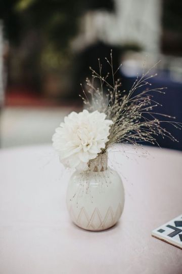 Glamorous & Stylish Wedding by Katie Branch Photography and Jen Kruger Design 55