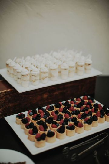 Glamorous & Stylish Wedding by Katie Branch Photography and Jen Kruger Design 72