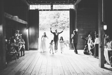 Gorgeous Barn Wedding by Keetch Miller Photography 60