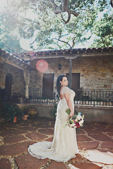 Gorgeous Outdoor Wedding by Rebecca Marie Photography 11