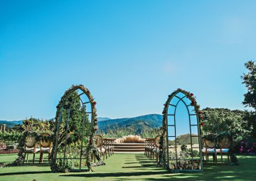 Gorgeous Outdoor Wedding by Rebecca Marie Photography 12