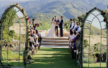 Gorgeous Outdoor Wedding by Rebecca Marie Photography 14