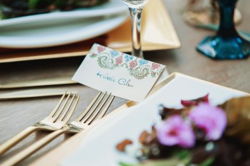 Gorgeous Outdoor Wedding by Rebecca Marie Photography 16