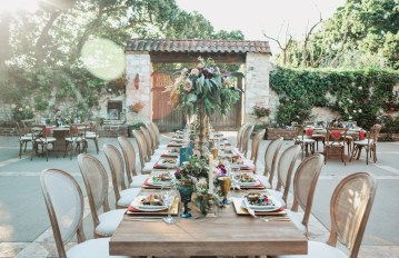 Gorgeous Outdoor Wedding by Rebecca Marie Photography 18