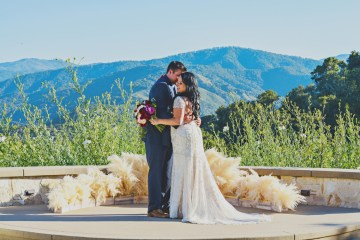 Gorgeous Outdoor Wedding by Rebecca Marie Photography 52