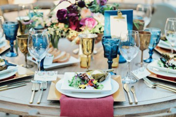 Gorgeous Outdoor Wedding by Rebecca Marie Photography 56
