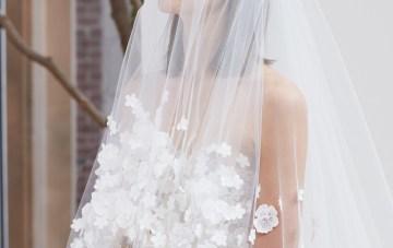 Oscar De La Renta Spring 2018 Wedding Dress Collection 11