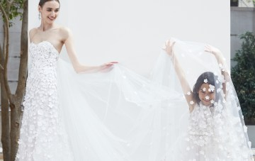 Oscar De La Renta Spring 2018 Wedding Dress Collection 12