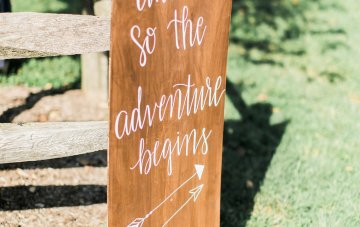 Romantic Floral Wedding by Hay Alexandra and Geomyra Lewis Wedding and Events 12