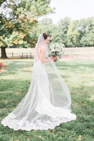 Romantic Floral Wedding by Hay Alexandra and Geomyra Lewis Wedding and Events 21