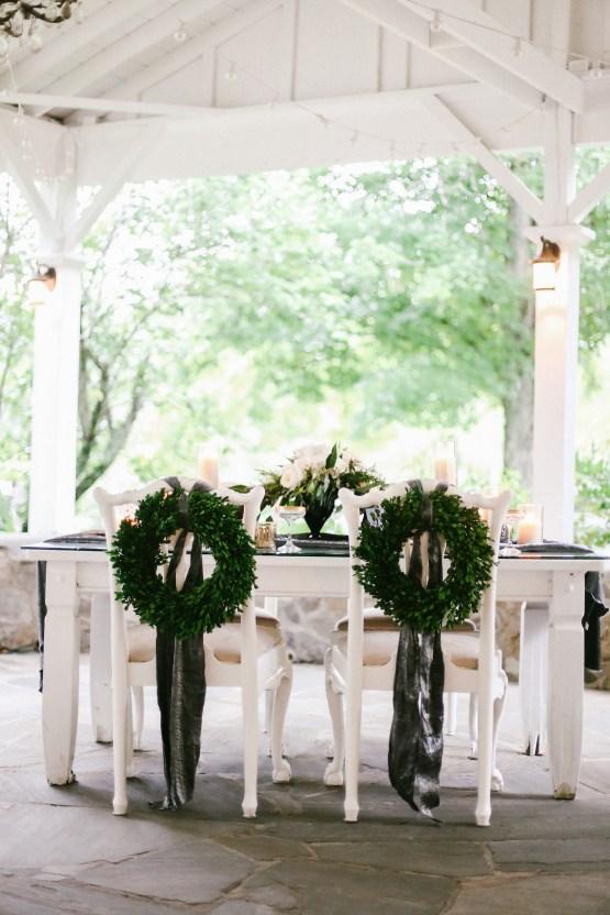 Same Sex Southern Wedding Inspiration by Jenna Henderson and Cedarwood Weddings 11