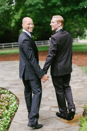 Same Sex Southern Wedding Inspiration by Jenna Henderson and Cedarwood Weddings 22