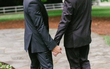 Same Sex Southern Wedding Inspiration by Jenna Henderson and Cedarwood Weddings 22