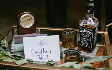 Same Sex Southern Wedding Inspiration by Jenna Henderson and Cedarwood Weddings 31