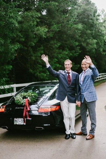 Same Sex Southern Wedding Inspiration by Jenna Henderson and Cedarwood Weddings 51