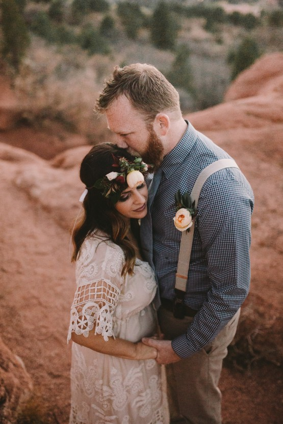 Sunset Elopement by Ashlee Kay Photography 29