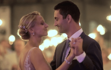Sweet Warehouse Wedding Film in New York City