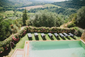 Wedding in Tuscany by Purewhite Photography and Chiara Sernesi 1
