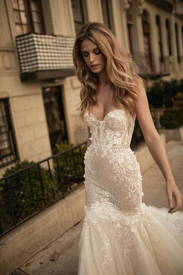 Berta Wedding Dress Collection 17