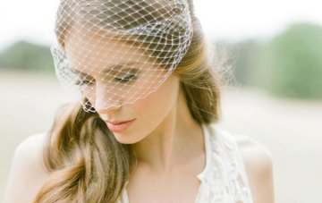 Birdcage Veils for Brides