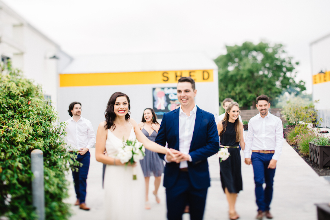 Fun BBQ Wedding by Myke & Teri Photography 12