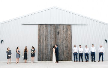 Fun BBQ Wedding by Myke & Teri Photography 51