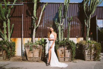 Laudae Wedding Dress Collection 7