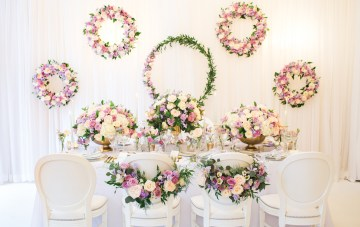Luxurious Wedding Inspiration with a Personal Touch