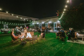 Palm Springs Wedding by Amy and Stuart Photography and Oui Events 37
