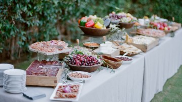 Palm Springs Wedding by Amy and Stuart Photography and Oui Events 73