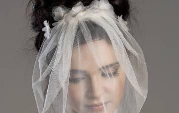 Pretty Blusher Veil