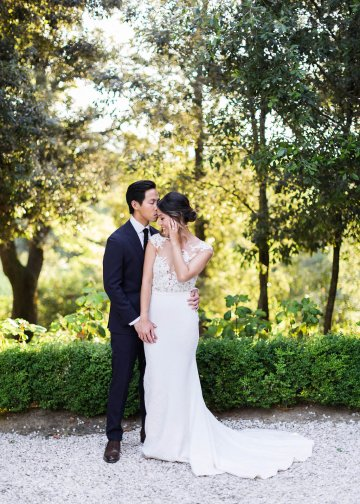 Romantic & Intimate Tuscan Wedding by Adrian Wood Photography 109