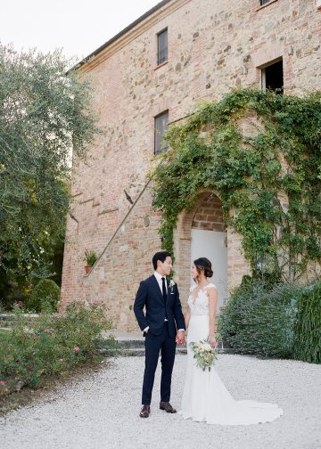 Romantic & Intimate Tuscan Wedding by Adrian Wood Photography 119