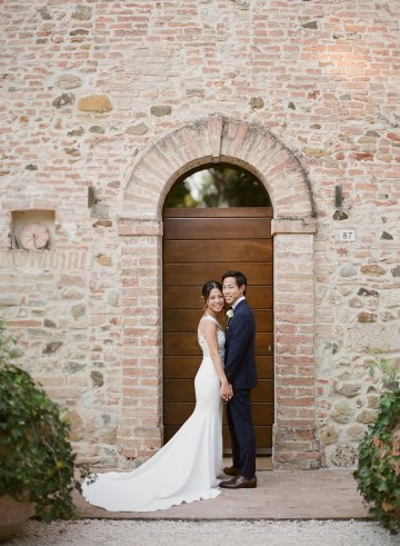 Romantic & Intimate Tuscan Wedding by Adrian Wood Photography 121