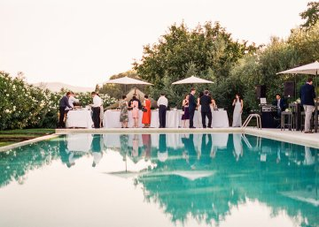 Romantic & Intimate Tuscan Wedding by Adrian Wood Photography 126