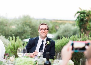 Romantic & Intimate Tuscan Wedding by Adrian Wood Photography 41