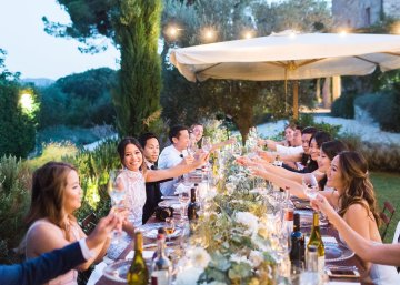 Romantic & Intimate Tuscan Wedding by Adrian Wood Photography 52