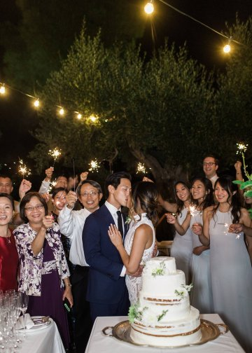 Romantic & Intimate Tuscan Wedding by Adrian Wood Photography 57