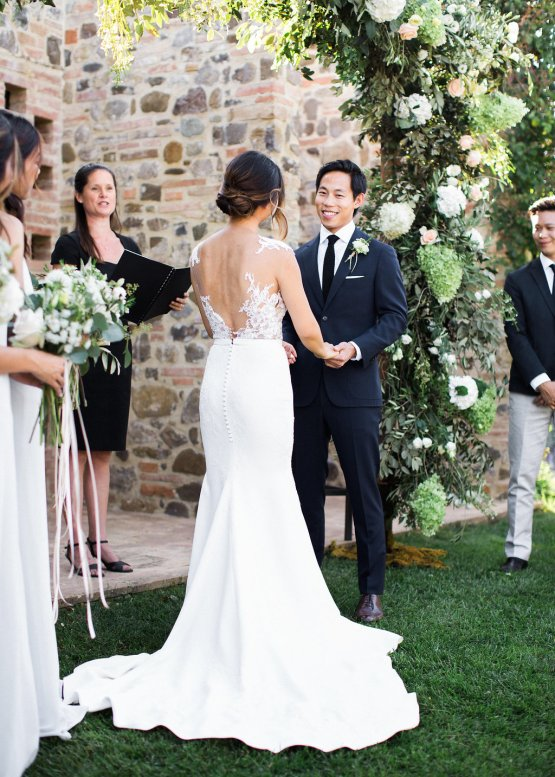 Romantic & Intimate Tuscan Wedding by Adrian Wood Photography 82