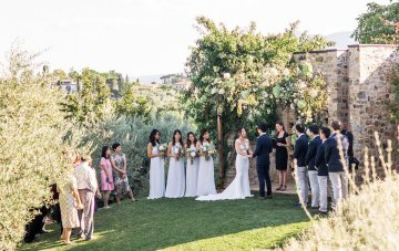 Romantic & Intimate Tuscan Wedding by Adrian Wood Photography 83
