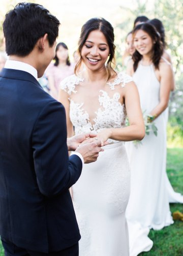 Romantic & Intimate Tuscan Wedding by Adrian Wood Photography 85